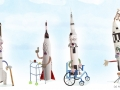 Raff rockets
