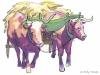 Tanaka, Ruby - Oxen
