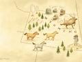 O'Rourke WRITE Wyoming map