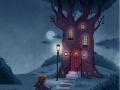 O'Rourke WRITE treehouse